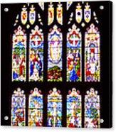 St Thomas The Apostle Church Heptonstall Acrylic Print