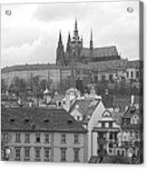 St. Vitus Cathedral Prague Acrylic Print