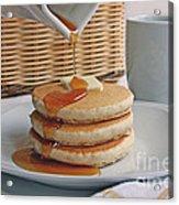 Stack Of Pancakes Acrylic Print