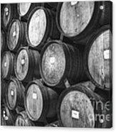 Stacked Barrels Acrylic Print