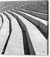 Stadium, Mexico City, 1927 Acrylic Print