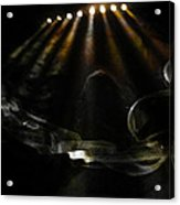 Stage Fright Acrylic Print