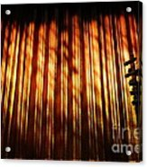 Stage Left Acrylic Print