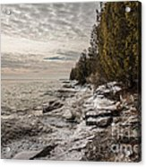 Staggering Shores Acrylic Print