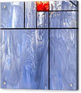 Stained Class  Acrylic Print