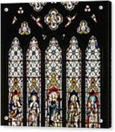 Stained-glass Window 1 Acrylic Print