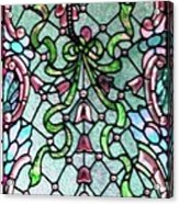 Stained Glass Window -2 Acrylic Print