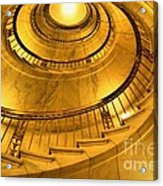 Stair Way To Justice Acrylic Print