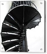 Staircase To Heaven Acrylic Print