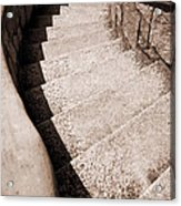 Stairs At Maymont Acrylic Print