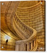 Stairs Of Mythical Proportion Acrylic Print