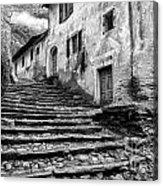 Stairs To Lavertezzo Acrylic Print