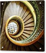 Stairs To Nowhere Acrylic Print