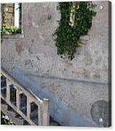 Stairway To Alcatraz Acrylic Print
