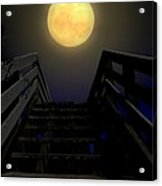 Stairway To Heaven Acrylic Print by Laura Ragland