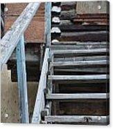 Stairway To Humdrum Acrylic Print