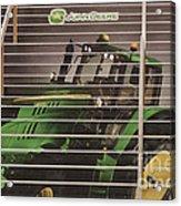 Stairway To John Deere Heaven Acrylic Print