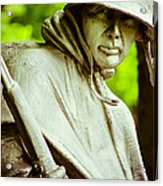 Stalwart Soldier Acrylic Print