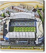 Stamford Bridge - Chelsea Acrylic Print