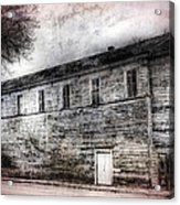 Standish Hall Acrylic Print