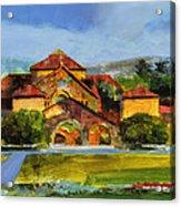 Stanford Chapel Acrylic Print