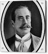 Stanford White (1853-1906) Acrylic Print