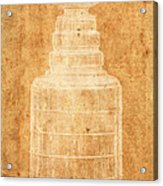 Stanley Cup 1a Acrylic Print