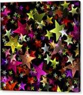 Star Belt Acrylic Print