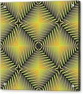 Star Burst's R Acrylic Print
