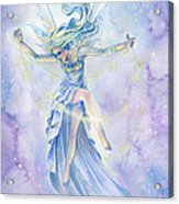 Star Dancer Acrylic Print