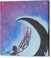 Star Fairy Acrylic Print