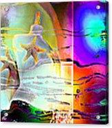 Star Fish Acrylic Print