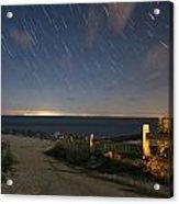 Star Light Point Acrylic Print