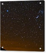 Star Light - Star Bright Acrylic Print