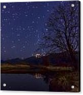 Star Light Star Bright Acrylic Print by James Wheeler