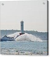Star Line Ferry Acrylic Print
