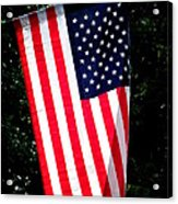 Star Spangled Banner Acrylic Print
