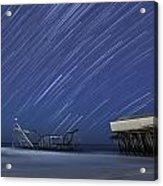 Star Spangled Acrylic Print