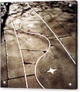 Star Walk Acrylic Print