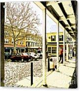 Starbucks - Doylestown Acrylic Print