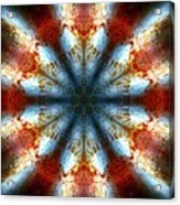 Starburst Galaxy M82 IIi Acrylic Print