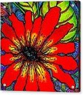 Starchild Acrylic Print