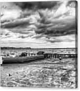 Starcross Harbor Acrylic Print
