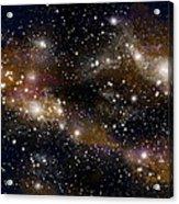 Starfield No.31314 Acrylic Print by Marc Ward