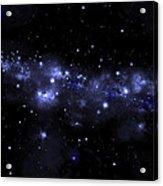 Starfield No.51713 Acrylic Print by Marc Ward