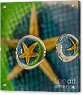 Starfish Refraction Acrylic Print