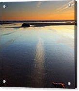 Starfish Sunset Acrylic Print