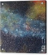 Stargasm Acrylic Print by Sean Connolly