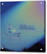 Starlight Cruising Acrylic Print