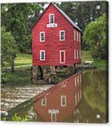 Starrs Mill Acrylic Print